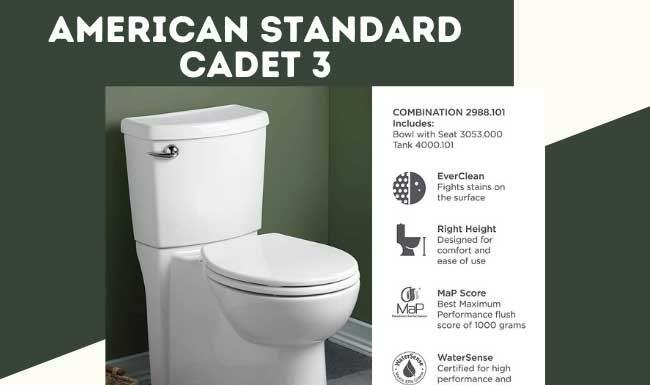 American Standard Cadet 3