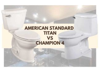 American Standard Titan VS Champion 4