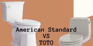 American Standard VS Toto