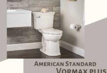 American Standard Vormax Plus