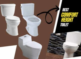 Best Comfort Height Toilet