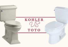 Kohler VS Toto
