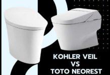 Kohler Veil VS Toto Neorest