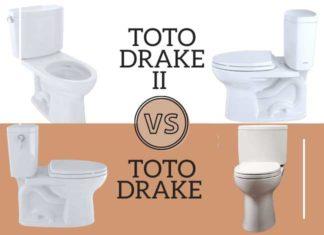 Toto Drake II VS Toto Drake