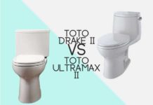 Toto Drake II VS Ultramax II