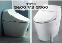 Toto G400 VS G500