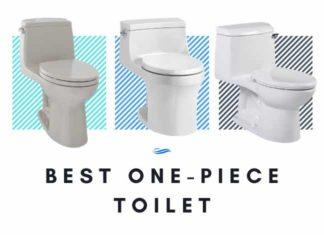 best one-piece toilet